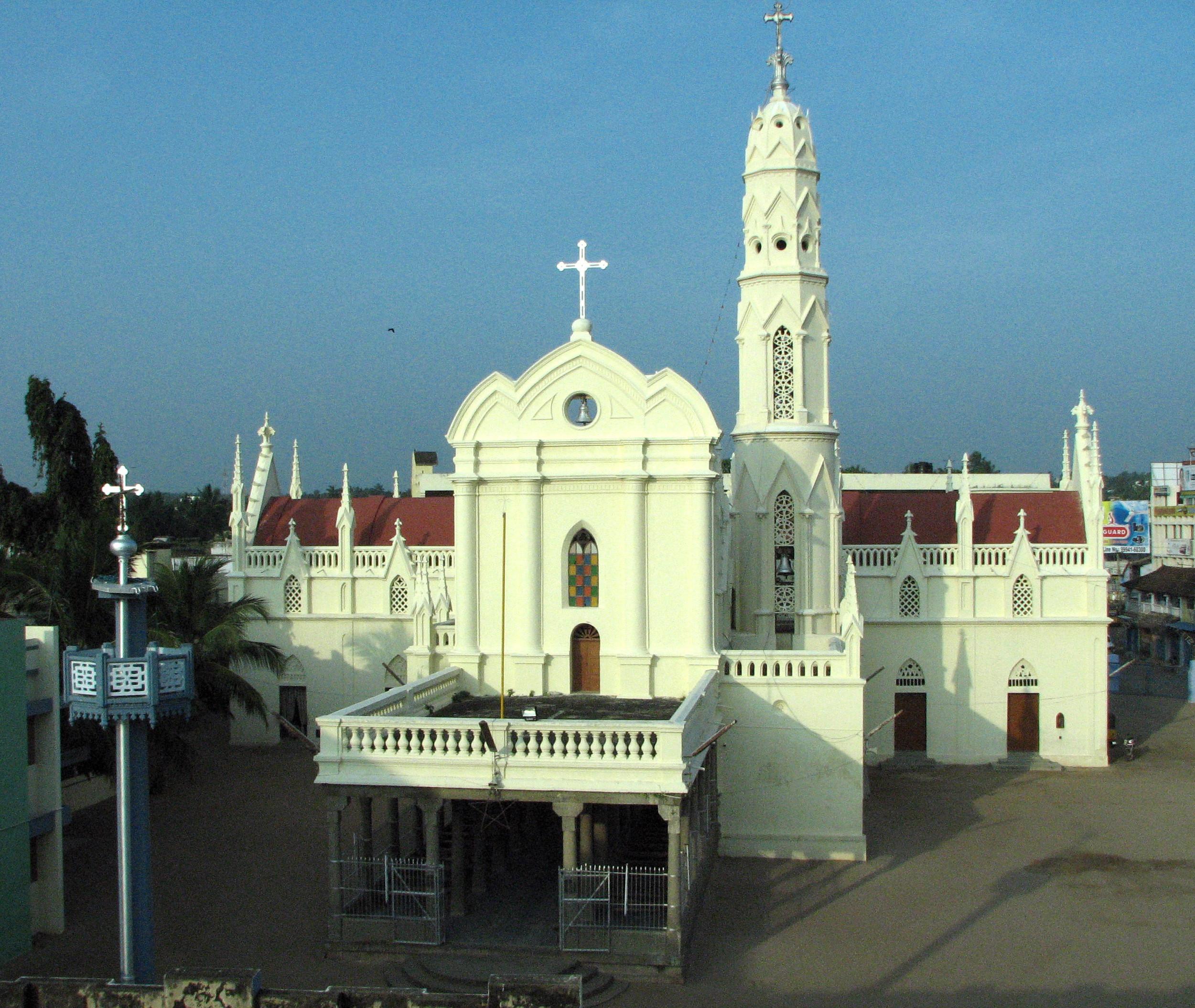 Roman Catholic Diocese of Kottar - Wikipedia