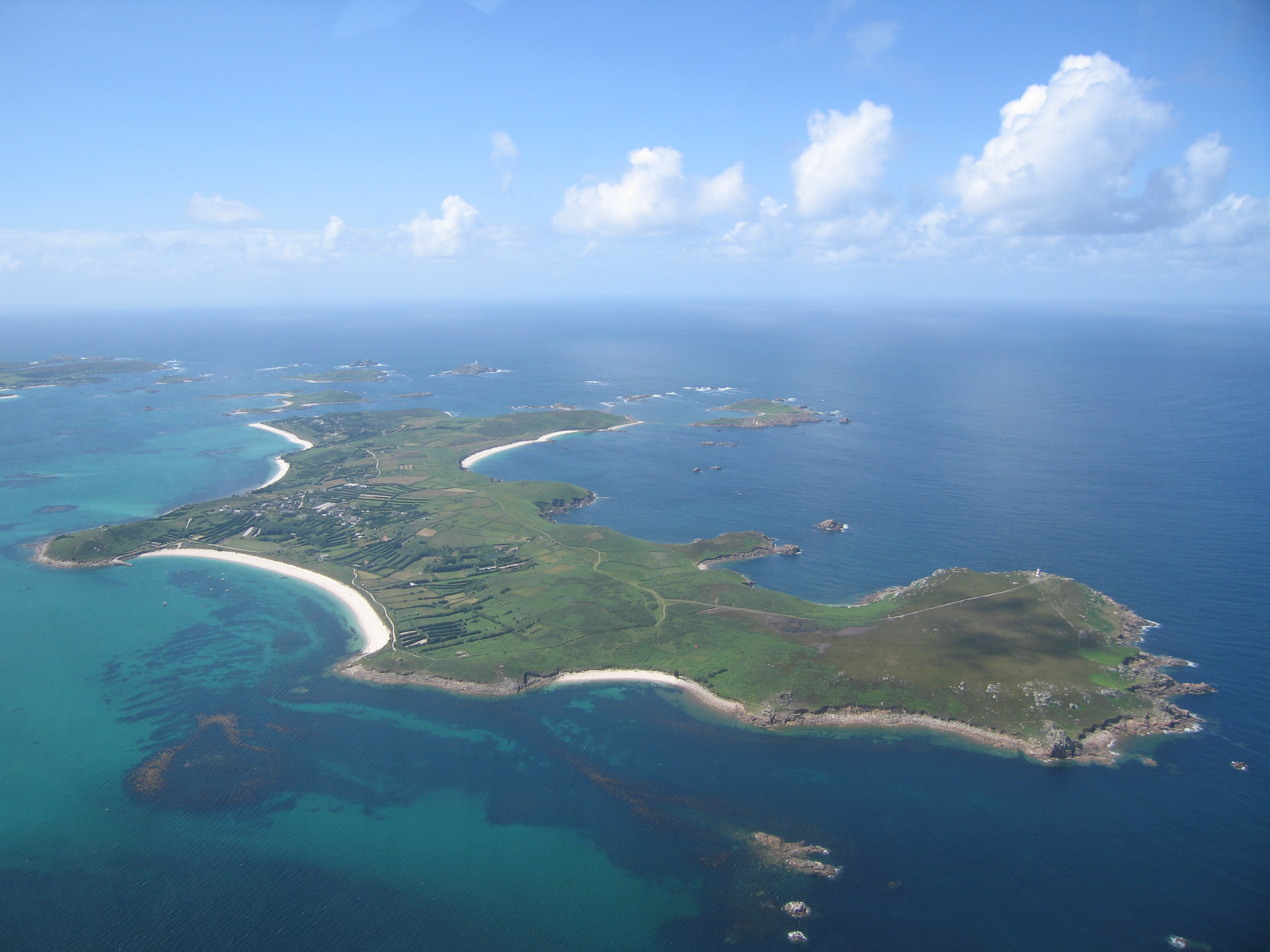 Saint Martins Island Uk