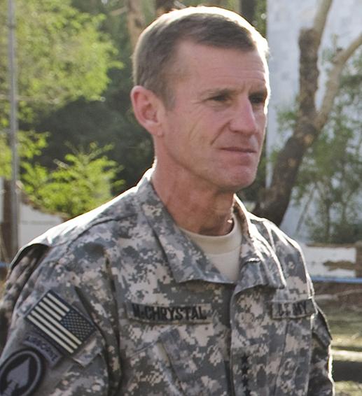 General McChrystal
