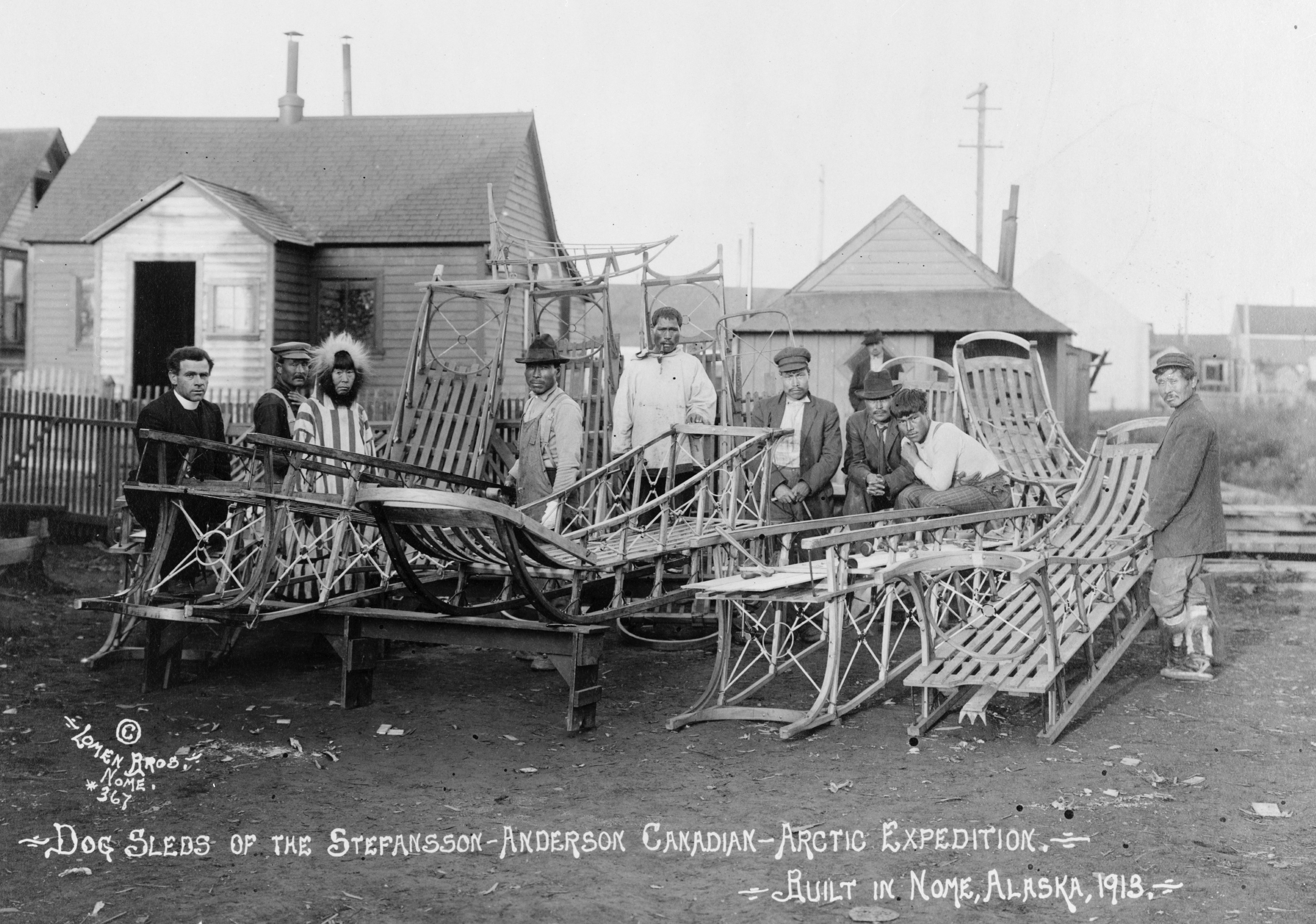 Canada s Siberian Expedition