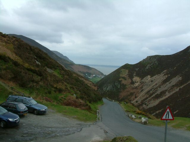 Sychnant Pass - geograph.org.uk - 842257