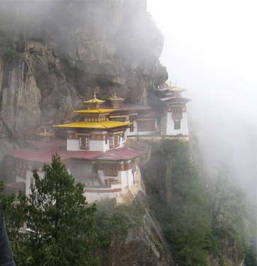 1001 Places I'd Like to visit before I die #18 - Bhutan 1