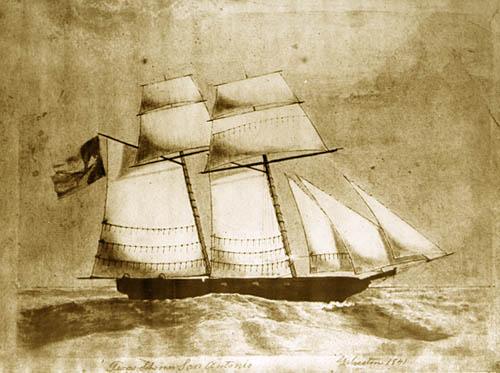 Image result for san antonio sailing ship