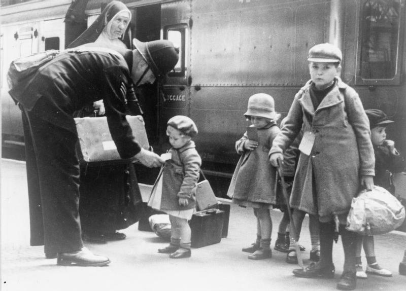 life of civilians during world war The evacuation of civilians in britain during the second world war was designed to protect civilians in britain, particularly children, from the risks associated with aerial bombing of.