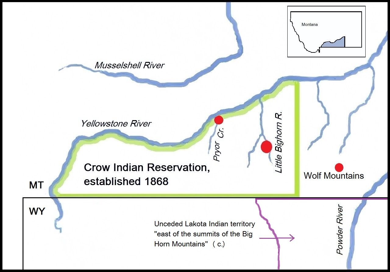 File:The Crow Indian reservation and some battlefields (c