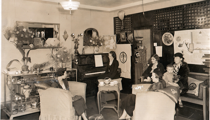 Piano Tea Rooms Ketteringham Hall