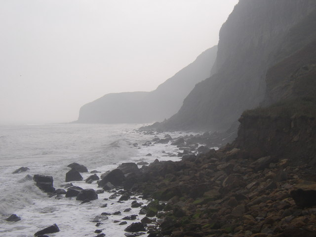 File:The Ravenscar coastline.jpg