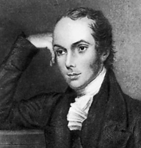 Thomas Pringle British writer