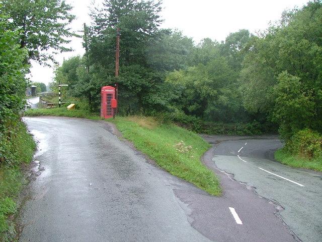 Timbersbrook - geograph.org.uk - 223416