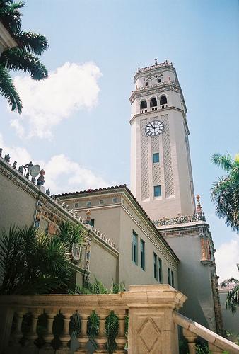 Depiction of Universidad de Puerto Rico