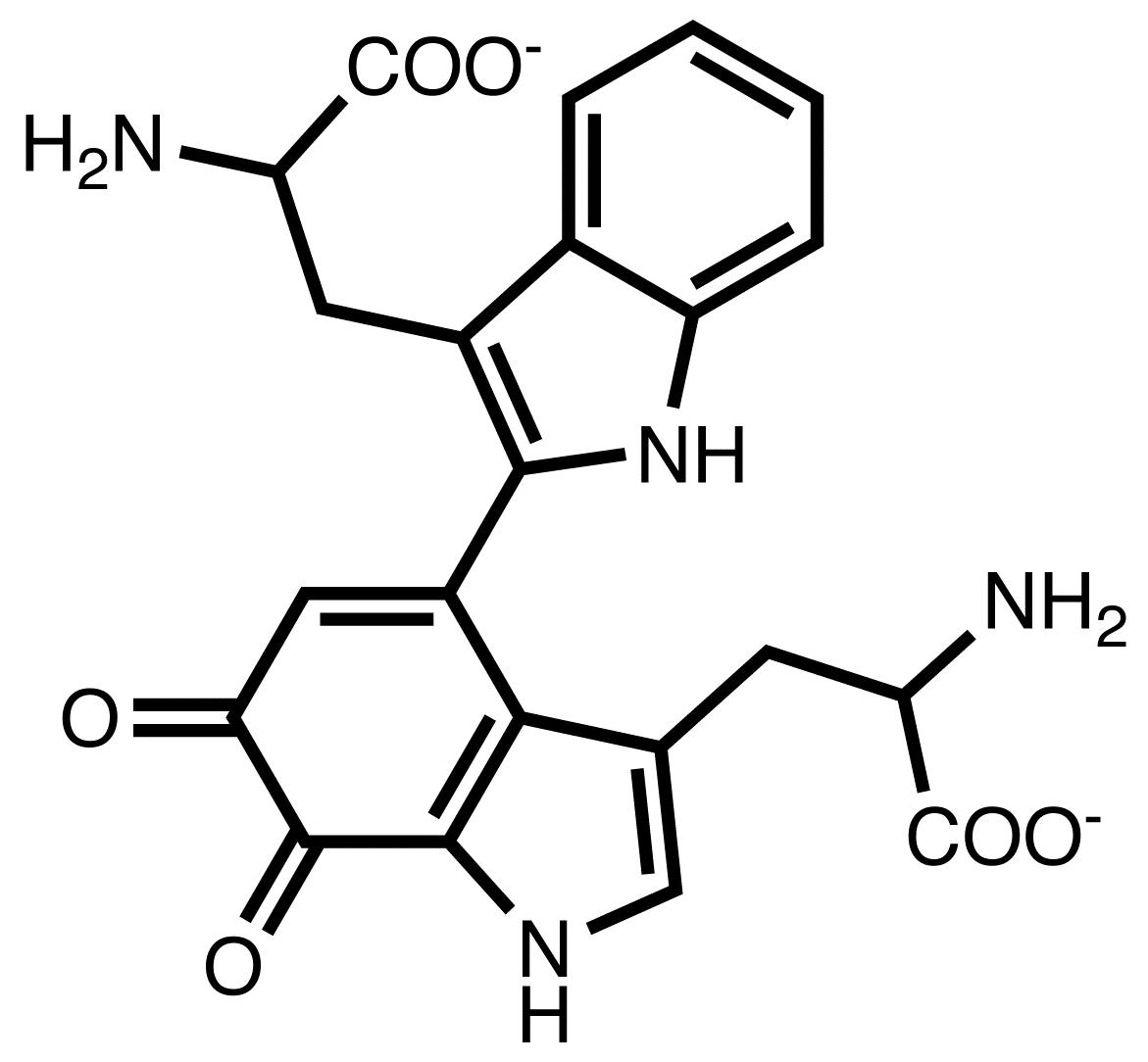 tryptophan tryptophylquinone