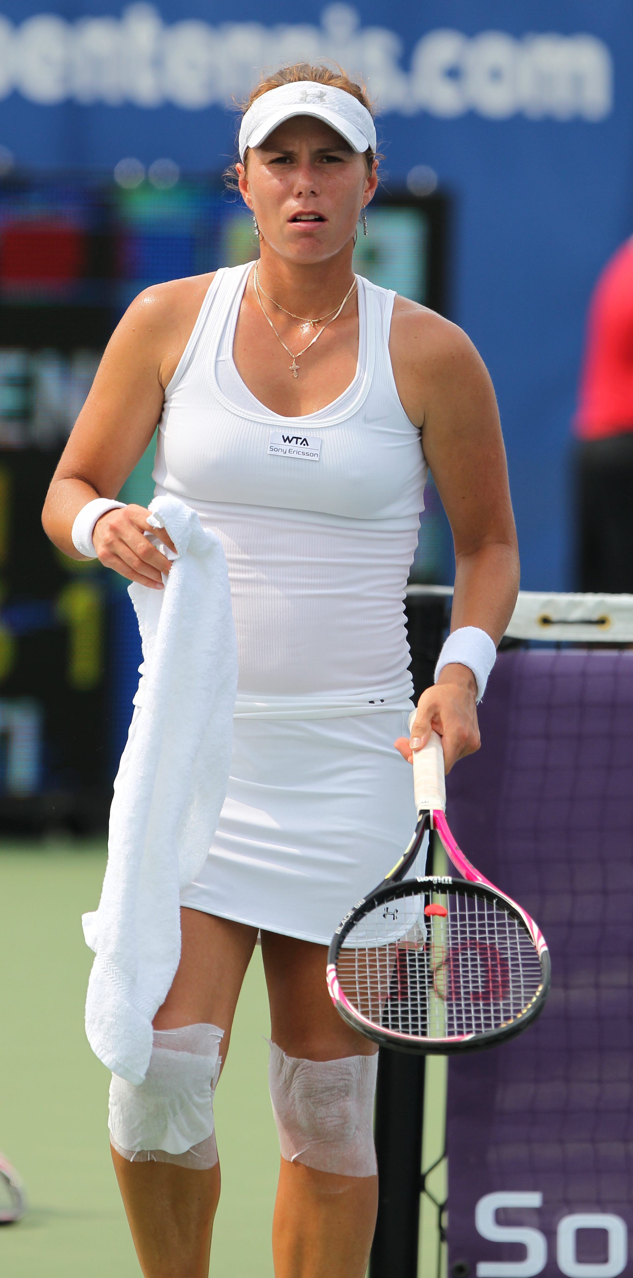 File:Varvara Lepchenko (5986748532).jpg - Wikimedia Commons Varvara Lepchenko Tennis