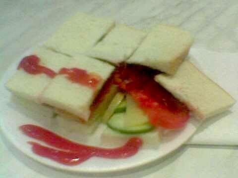 vegetable sandwich wikipedia