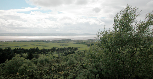 View from Thurstaston Hill - geograph.org.uk - 42223