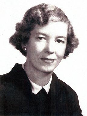 Virginia Haviland ca 1935