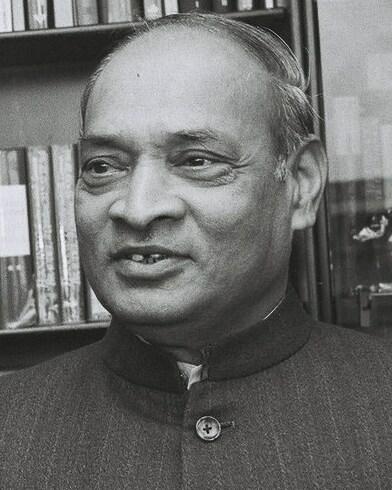 Rao in 1983