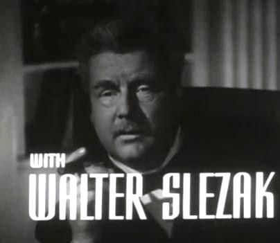 Walter Slezak in The Fallen Sparrow trailer