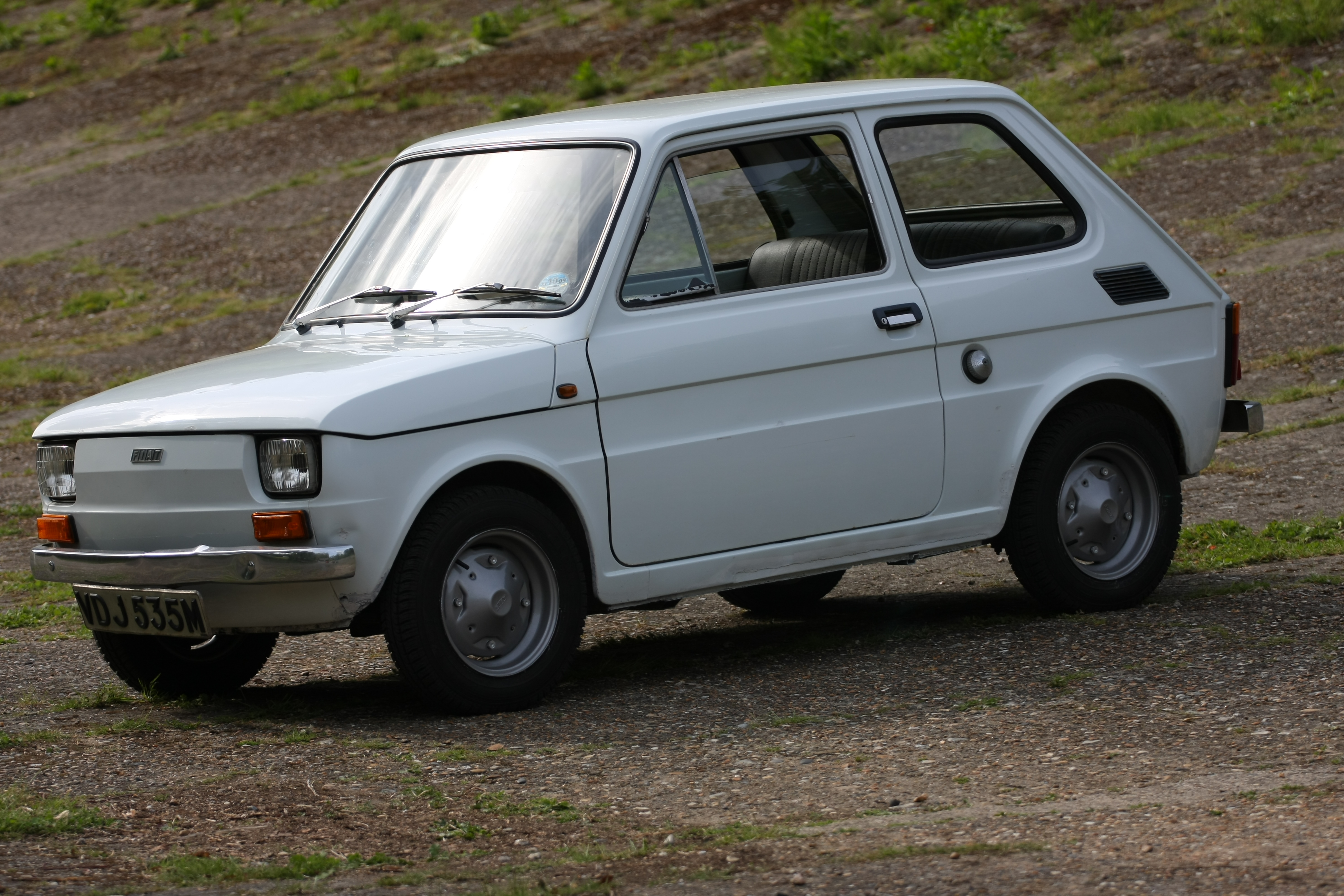 1973 Fiat 126 Related Infomation Specifications Weili