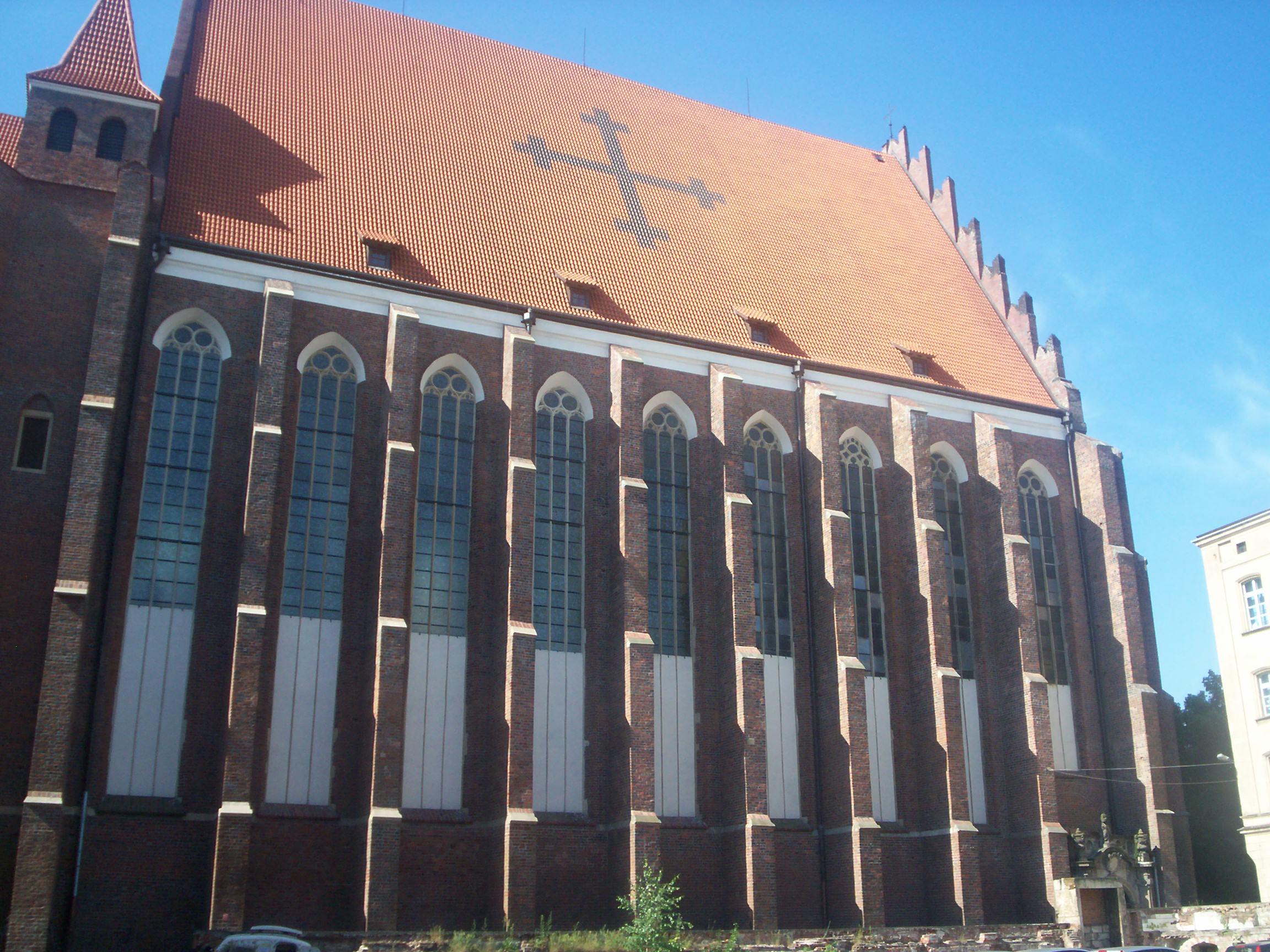 Die gotische Dorotheenkirche