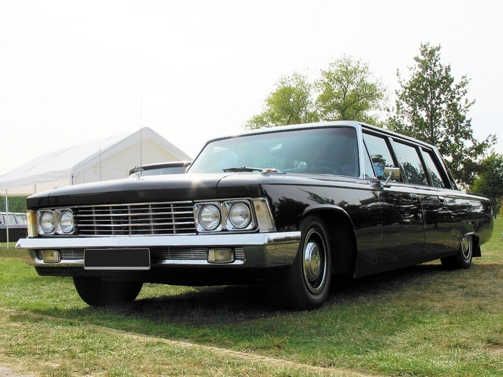 Limousine For Sale >> ZIL-114 - Wikipedia