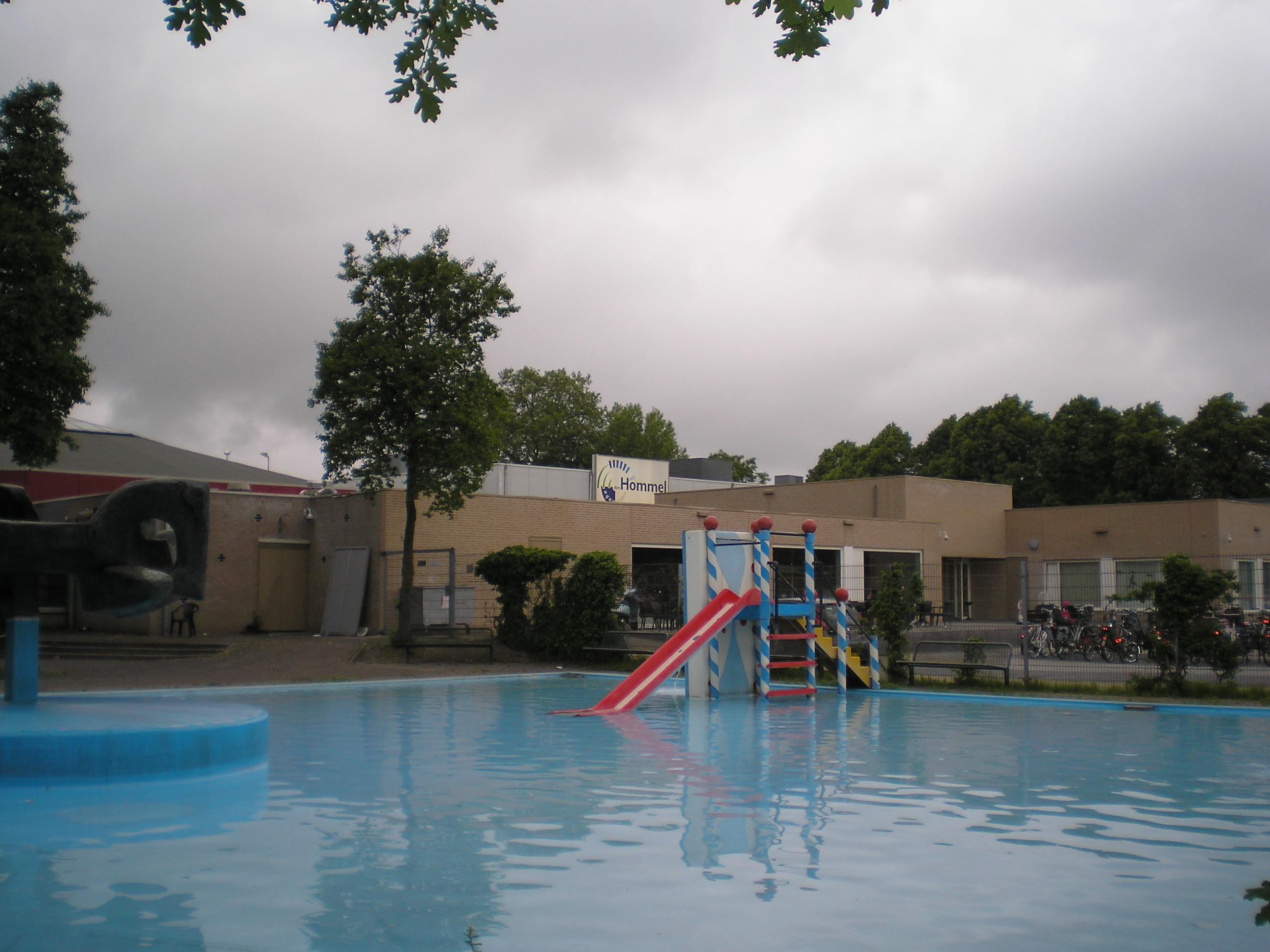 Den Hommel Zwembad.Bestand Zwembad Den Hommel Kennedylaan 5 Utrecht Nederland