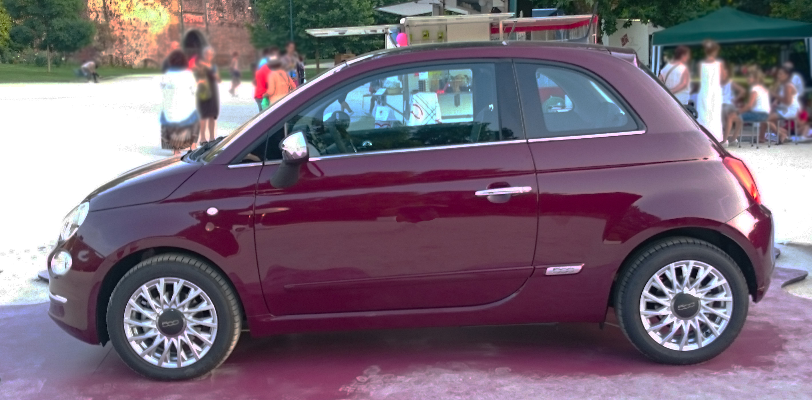 File Quot 15 Italy Fiat 500 Restyling In Sempione Park