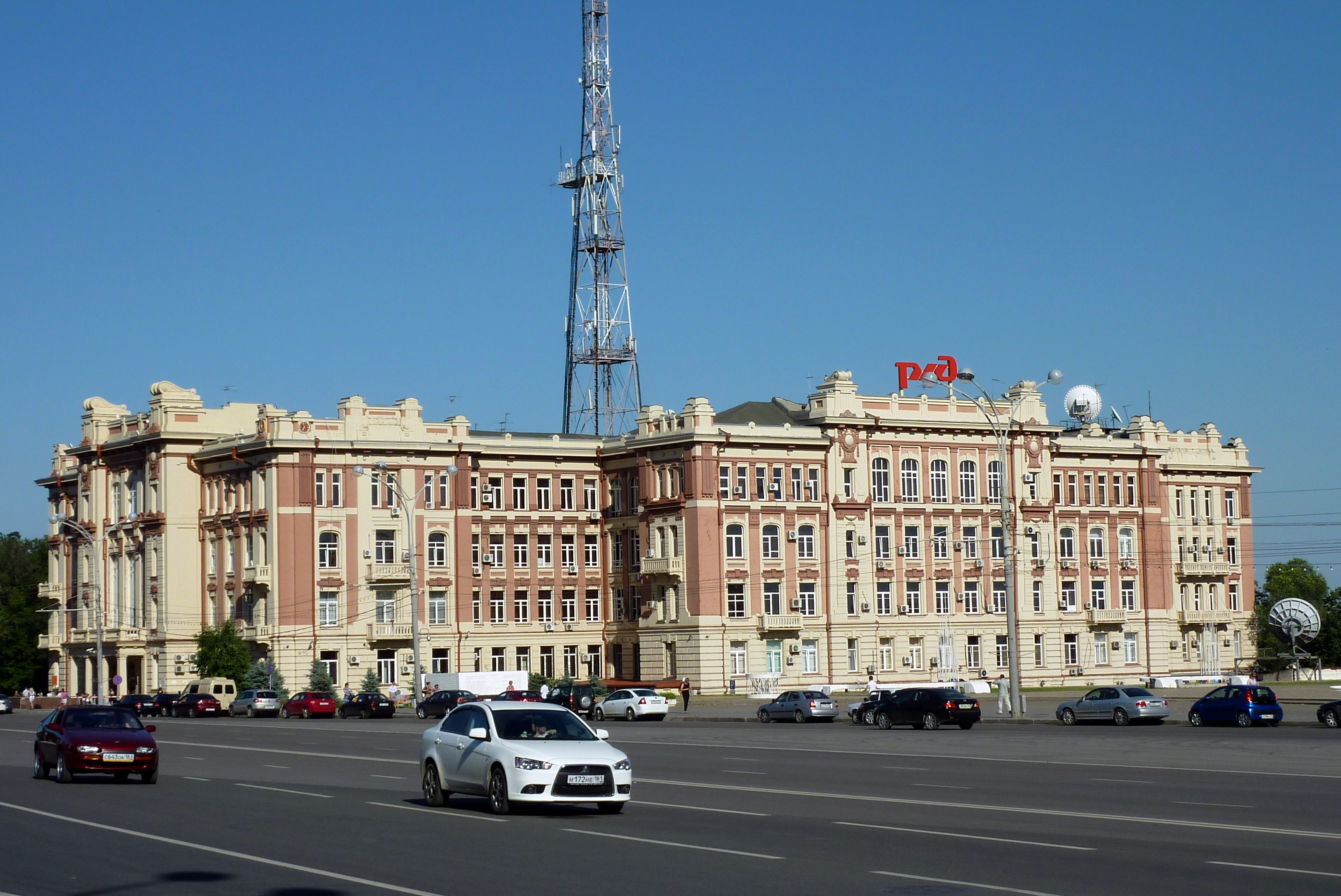 City of Rostov, population: number and ethnic composition 86
