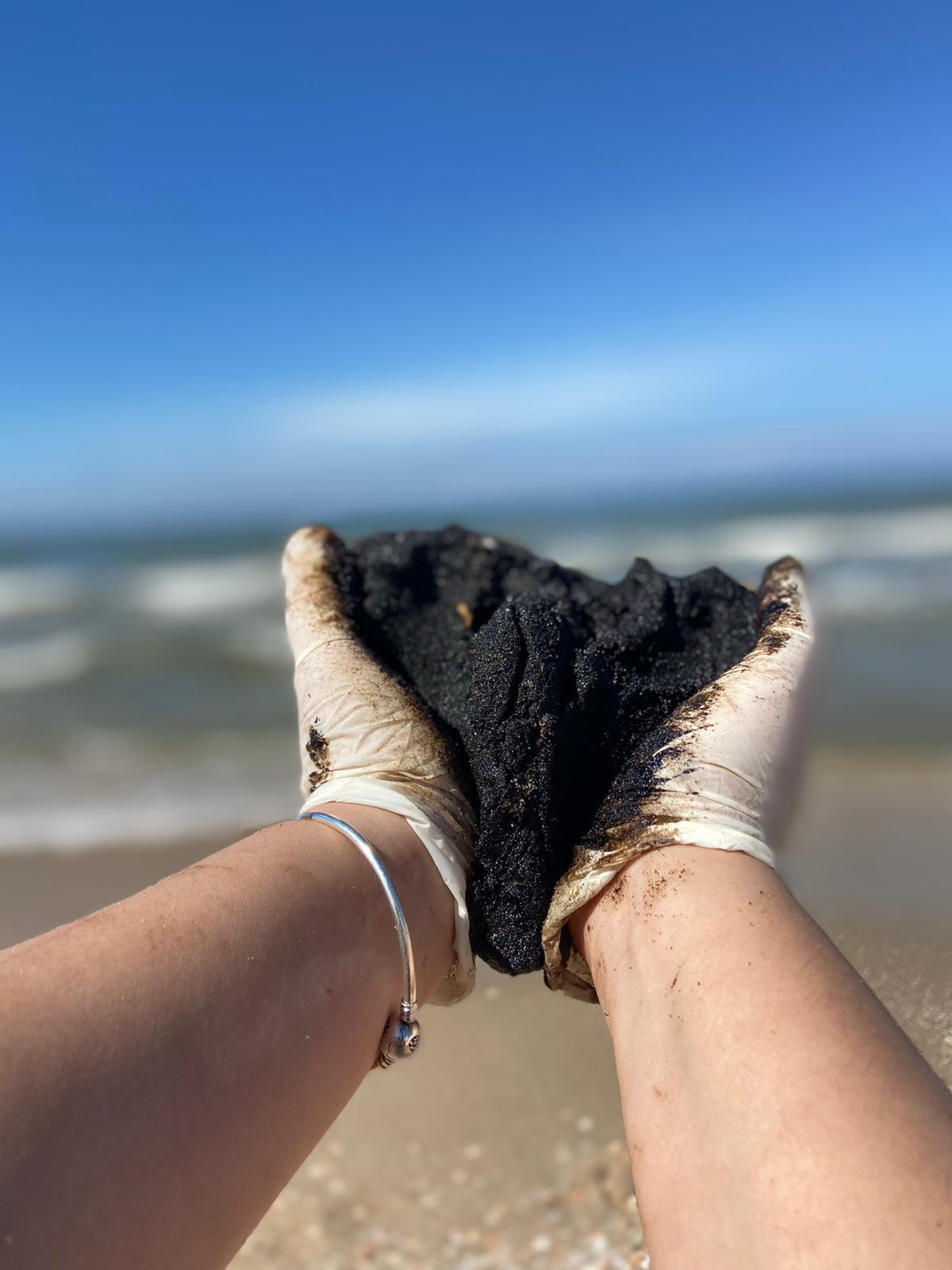 חופים זיהום