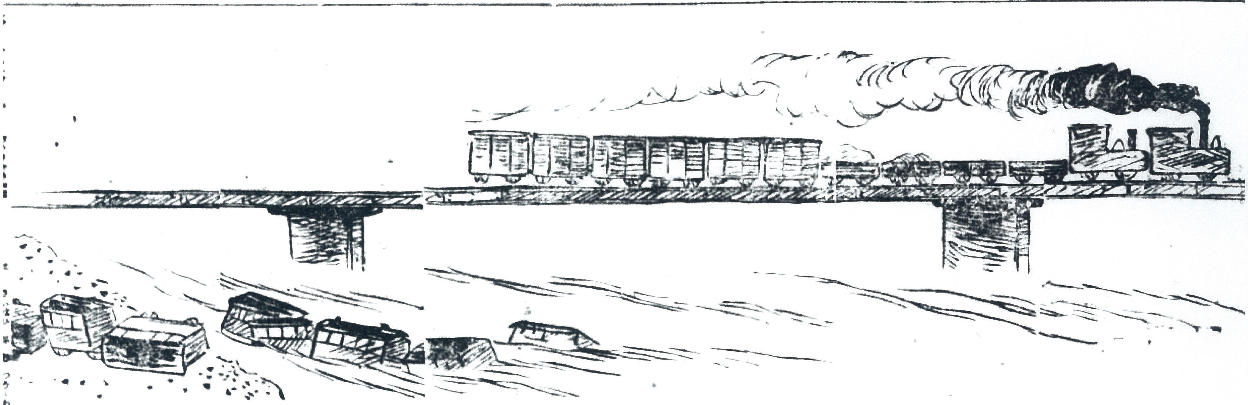 余部鉄橋列車転落事故