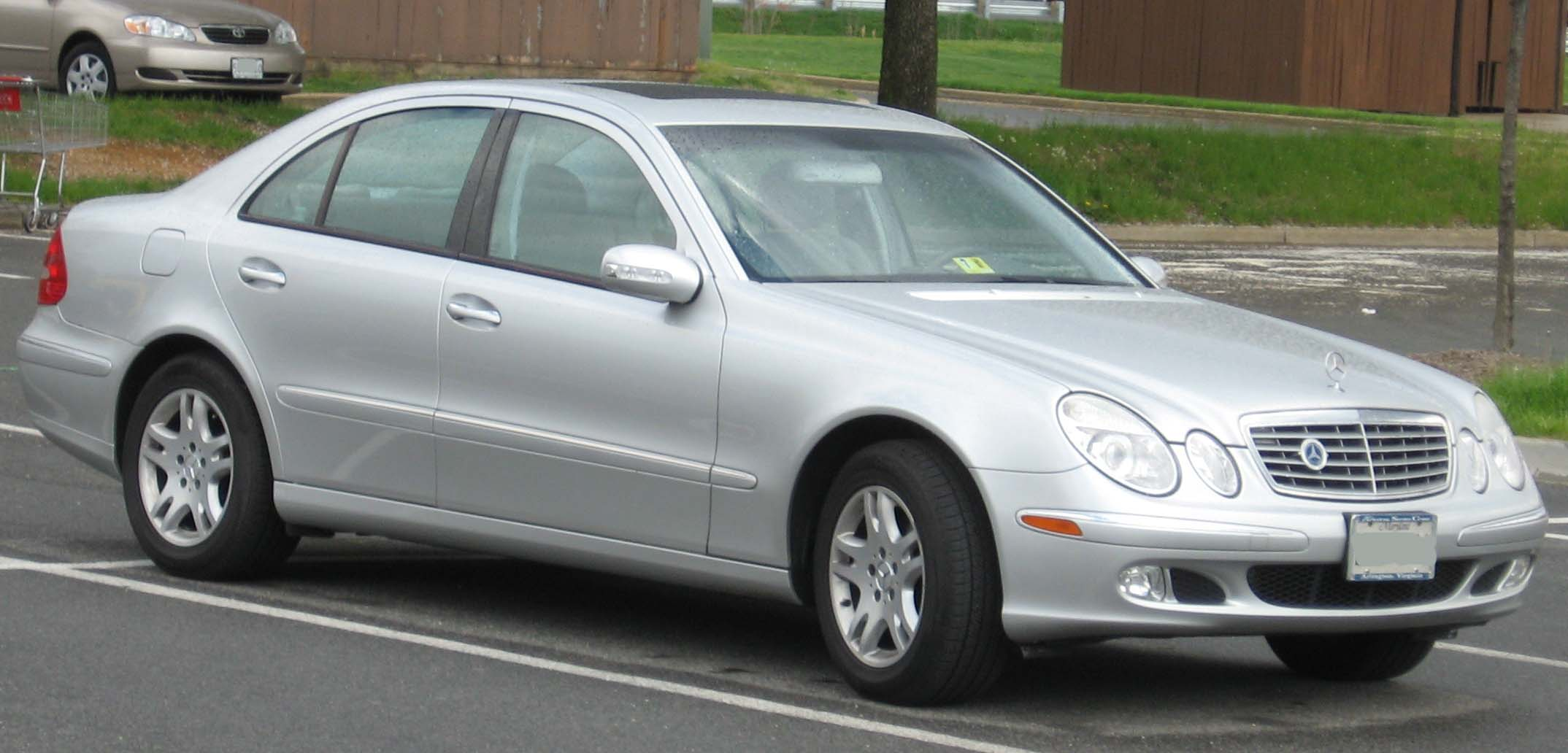 2003 Mercedes E320 Autos Post