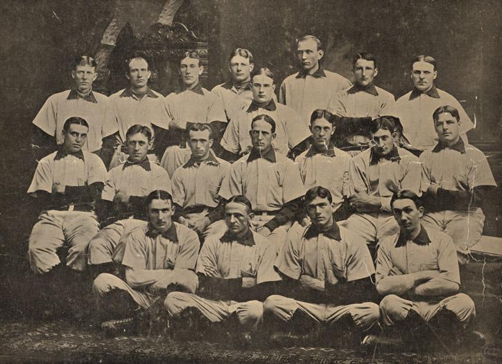 1901 in baseball