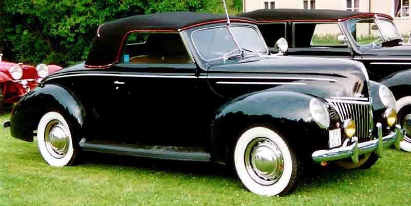 File 1939 Ford Model 91a 76 De Luxe Convertible Coupe