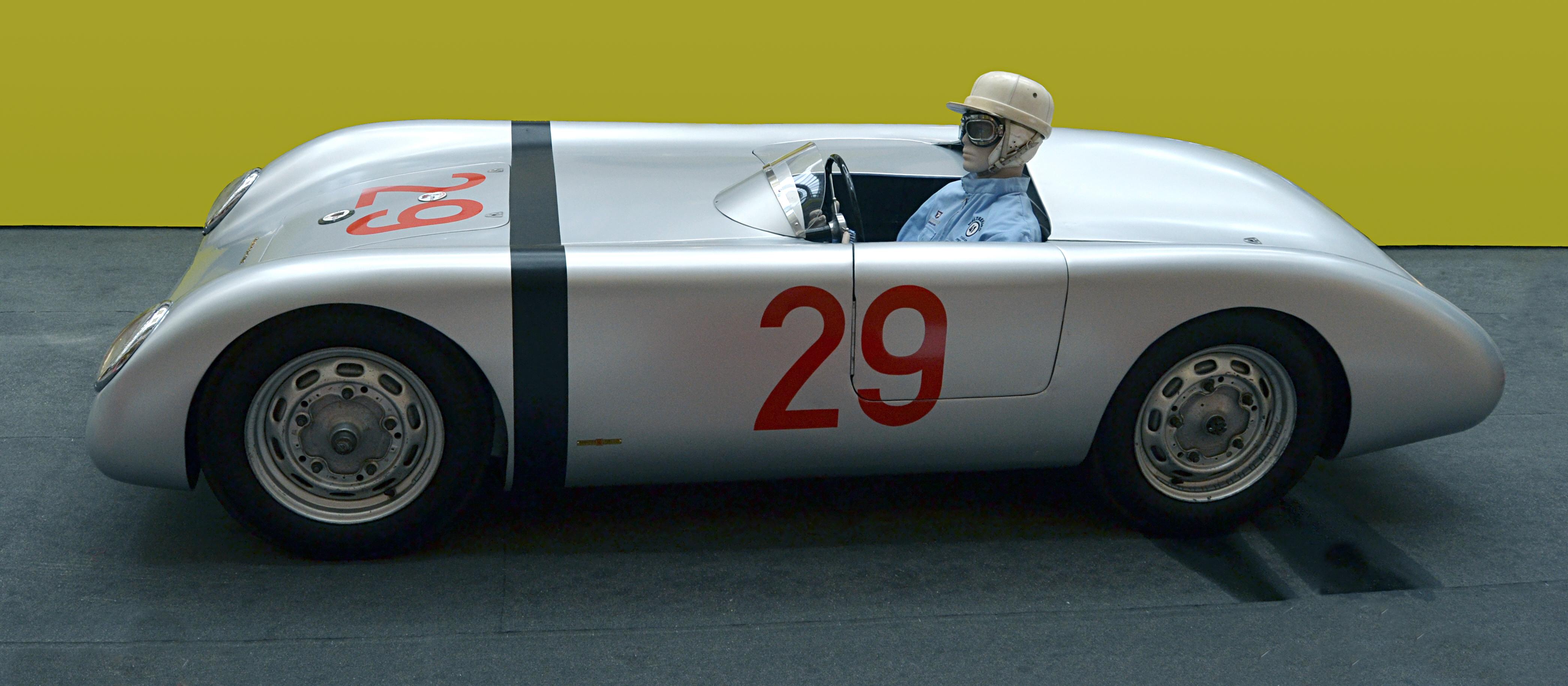 File 1954 Rometsch Porsche Spyder 09 2 Jpg Wikimedia Commons