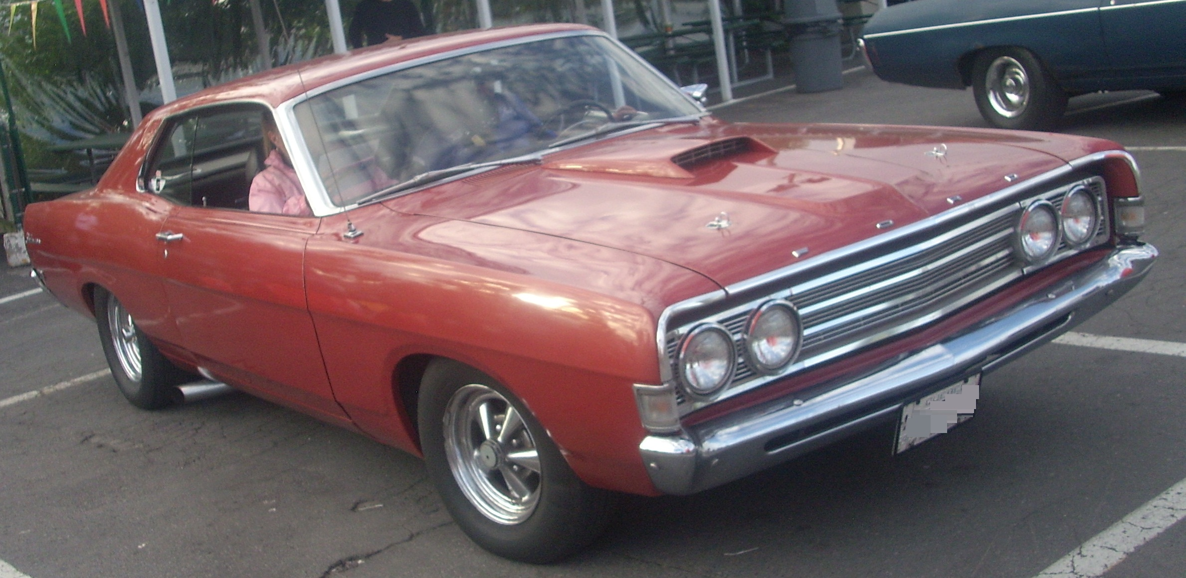 File:1969 Ford Fairlane 2-Door Hardtop jpg - Wikimedia Commons