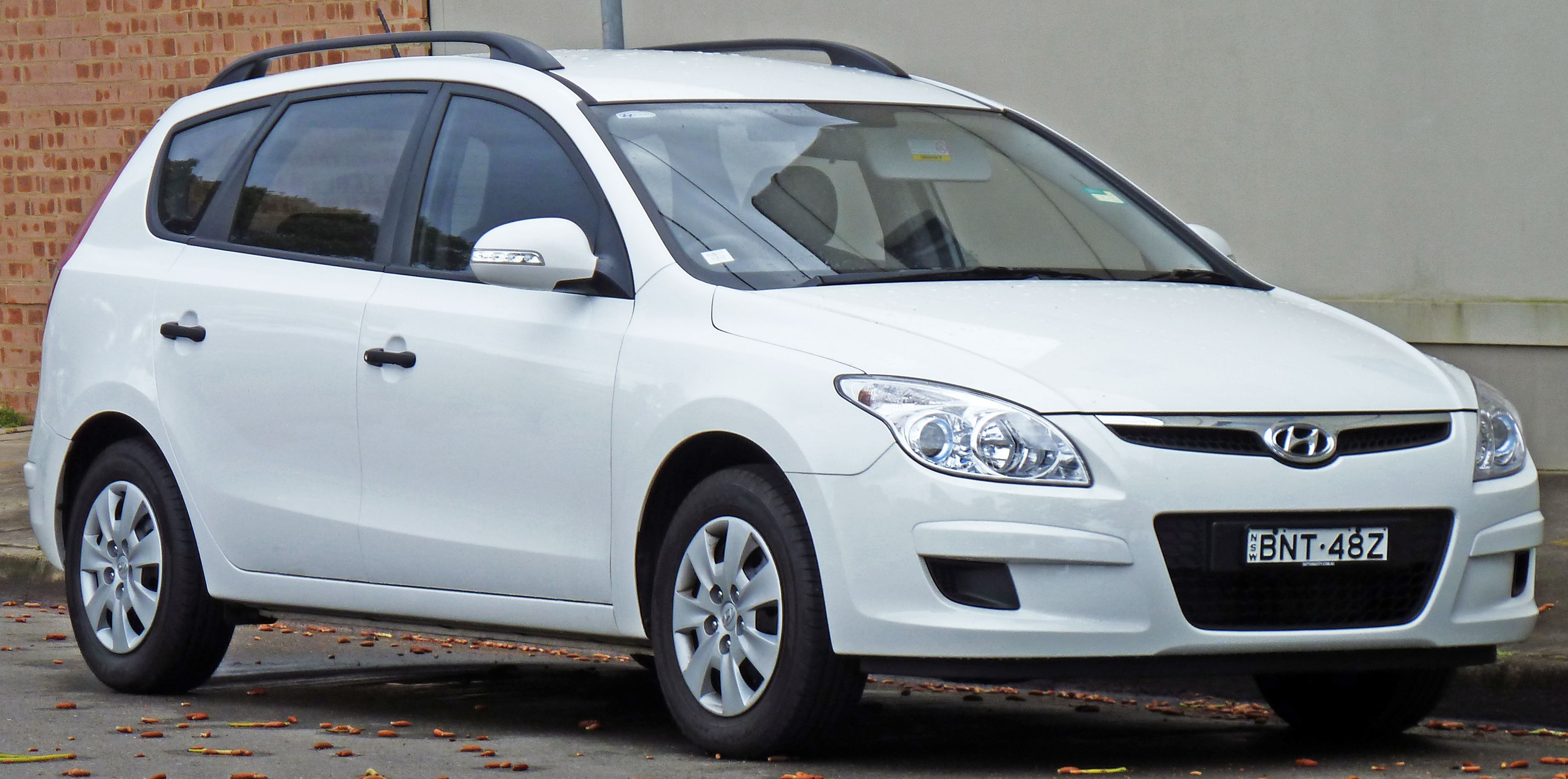 Hyundai Elantra Station Wagon Autos Post