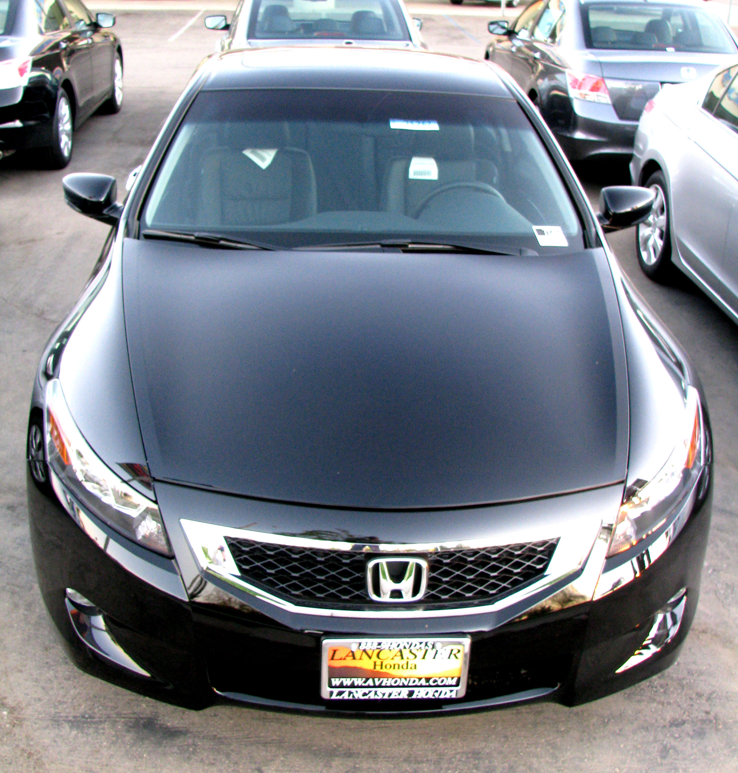 File:2009 Honda Accord Coupe (2954541131).jpg - Wikimedia ...