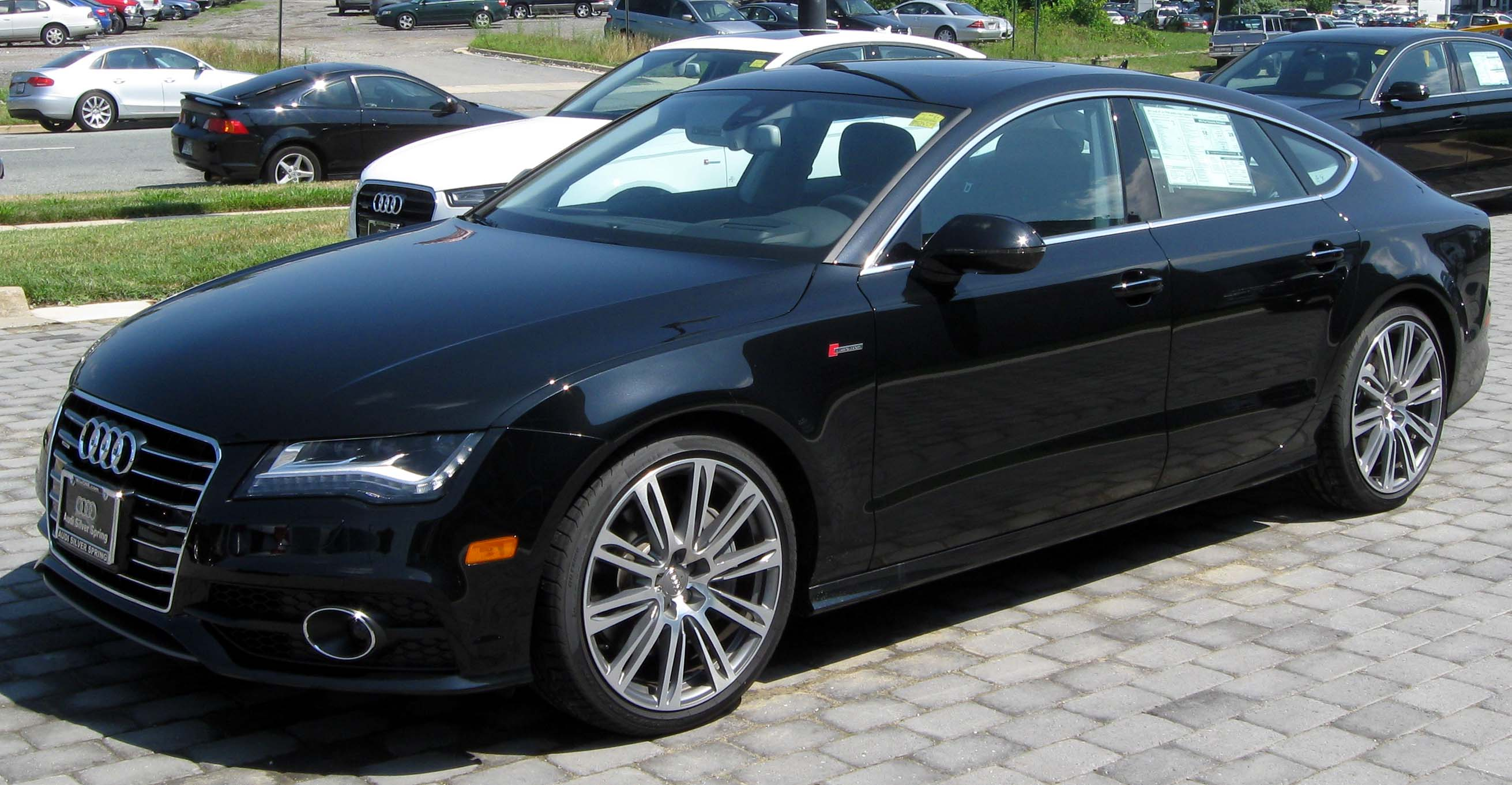 File 2012 Audi A7 07 07 2011 1 Jpg Wikimedia Commons