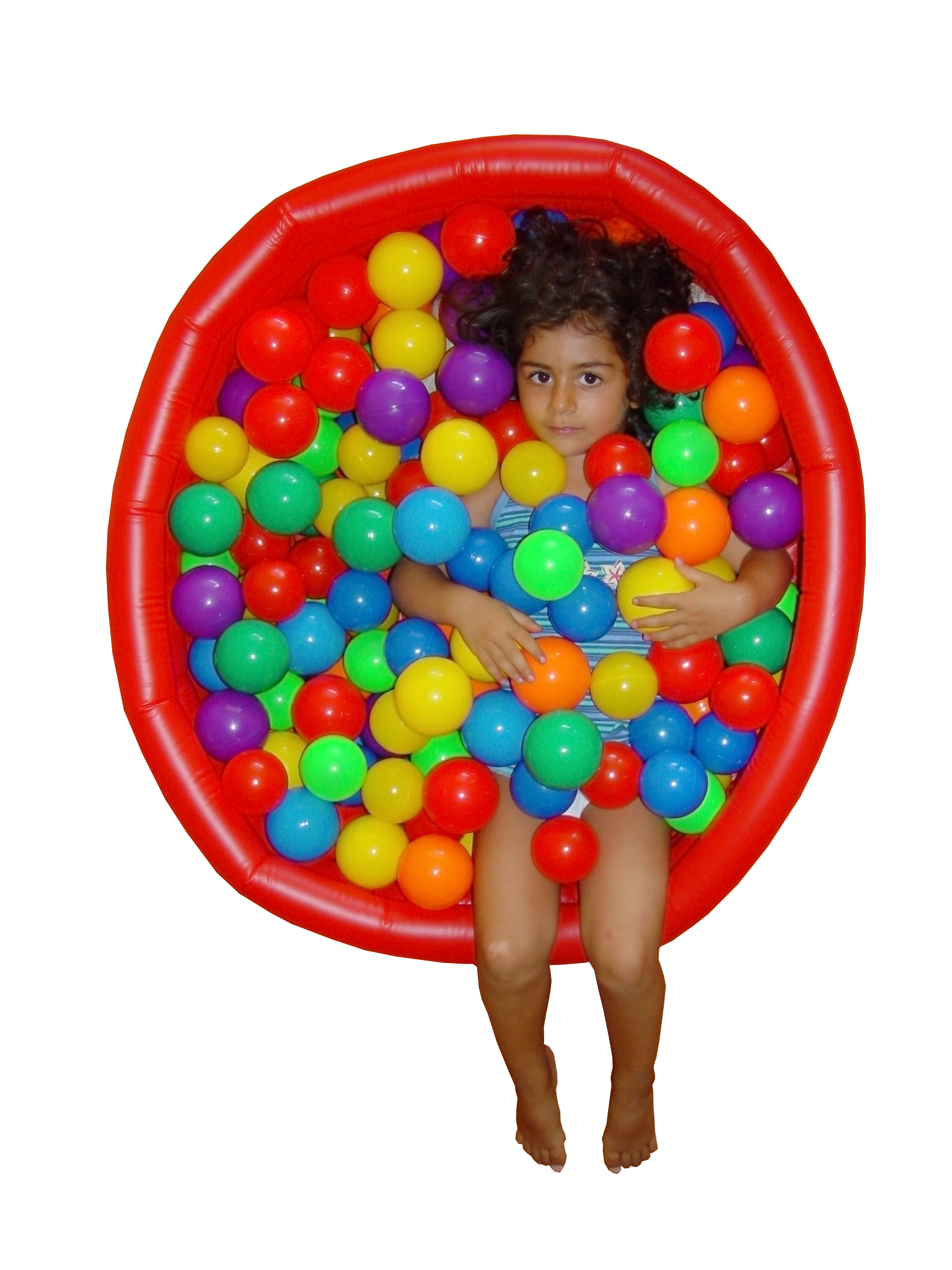 File 3Year old girl ball pit Wikimedia mons