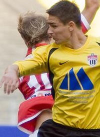 Andrei Stepanov (footballer) Estonian footballer