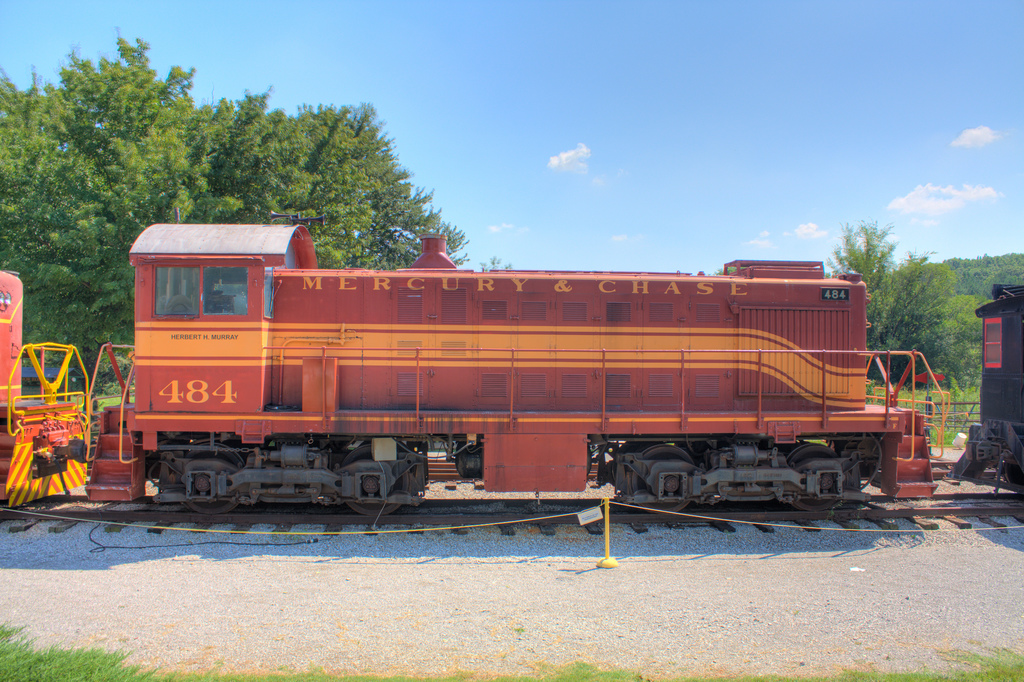 North Alabama Railroad Museum