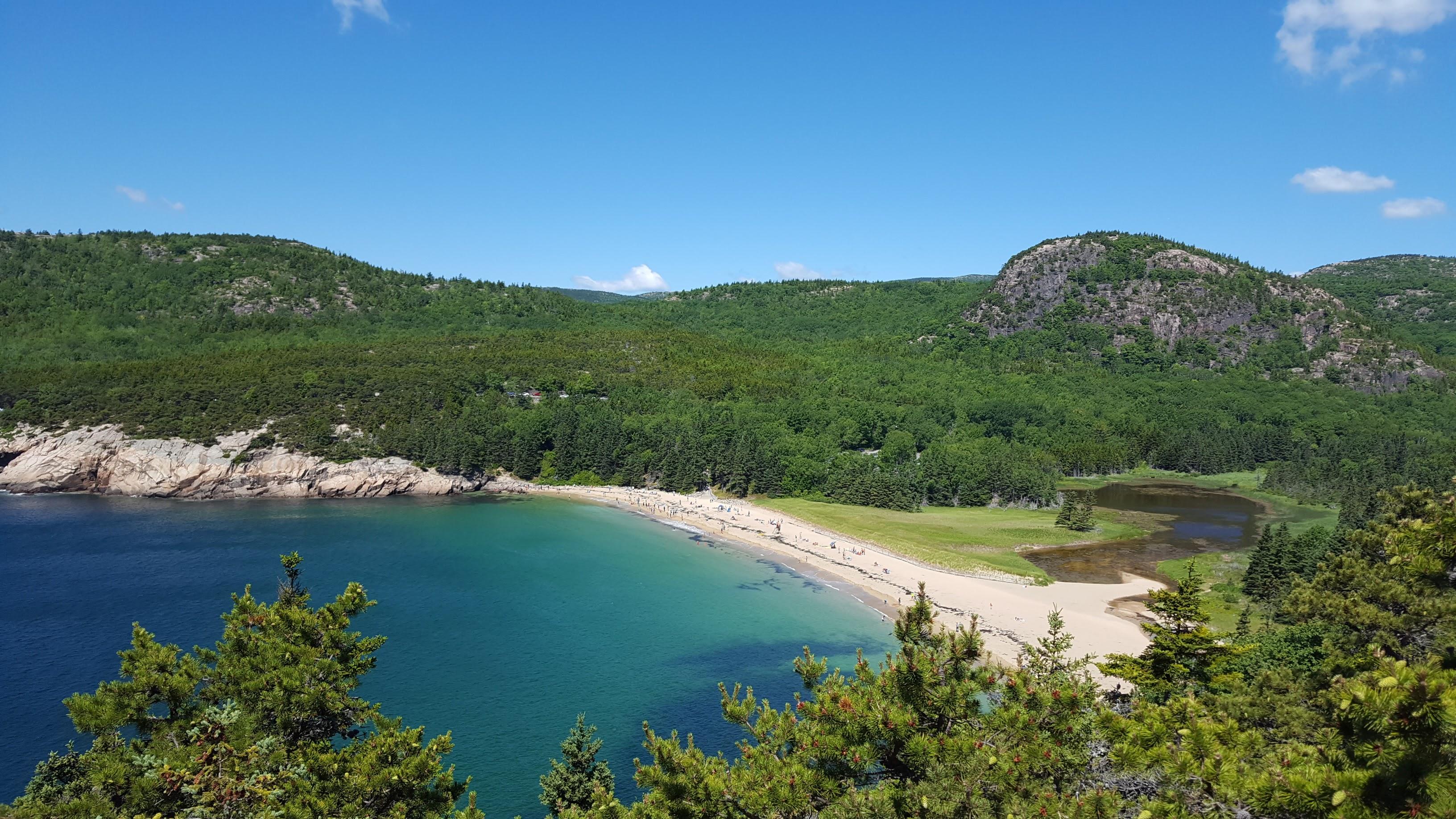 File Acadia National Park Beach Jpg
