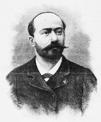 Alexandre Luigini in 1887  Bibliothèque nationale de France