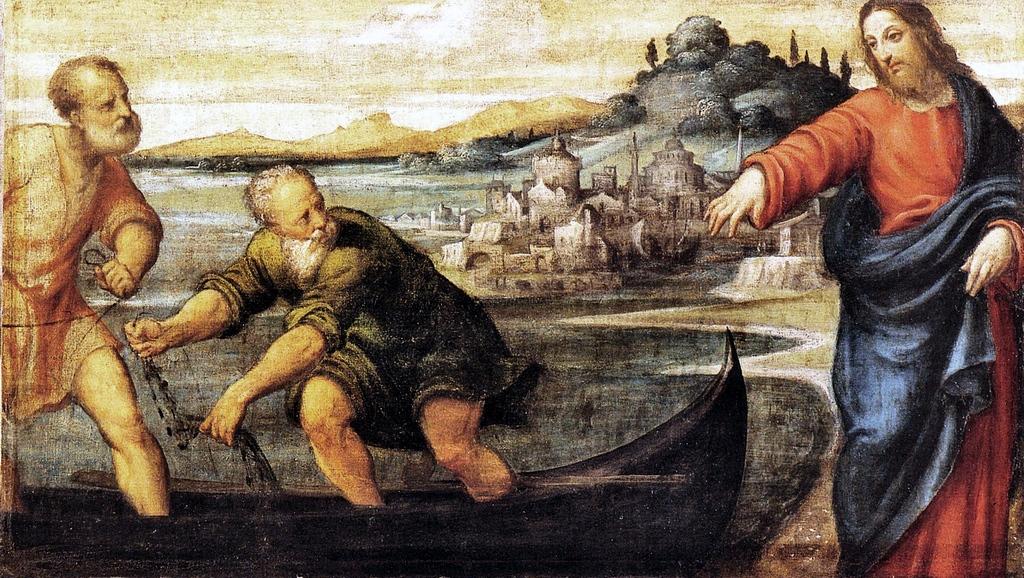 Pomponio Amalteo, Storia di sant'Andrea