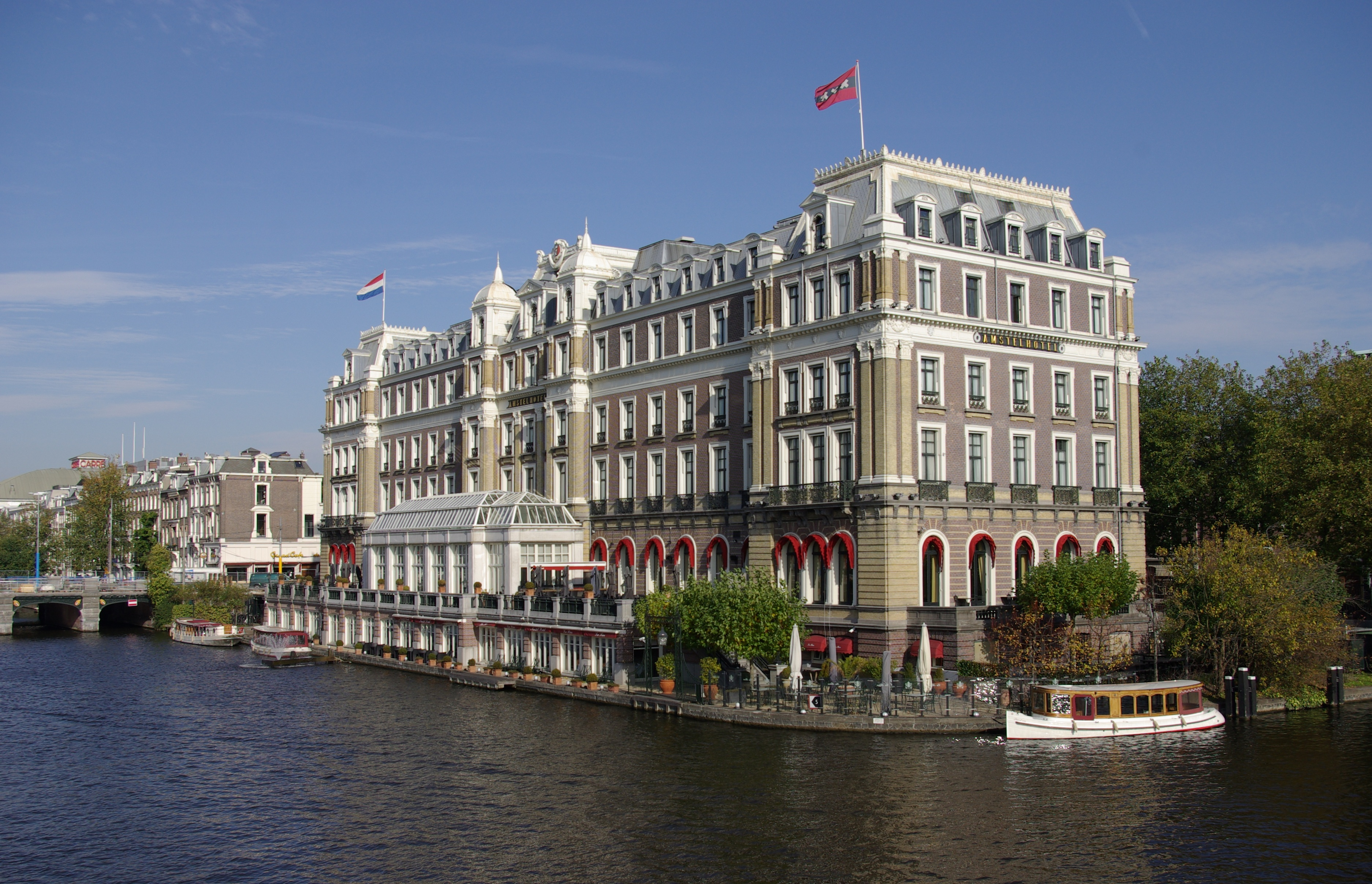 Amstel Hotel - Hotels Amsterdam - Information, reservations and ...