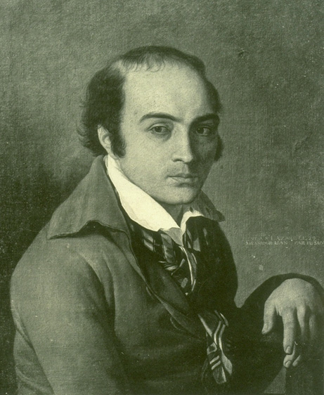 André Chénier (by Joseph-Benoît Suvée)