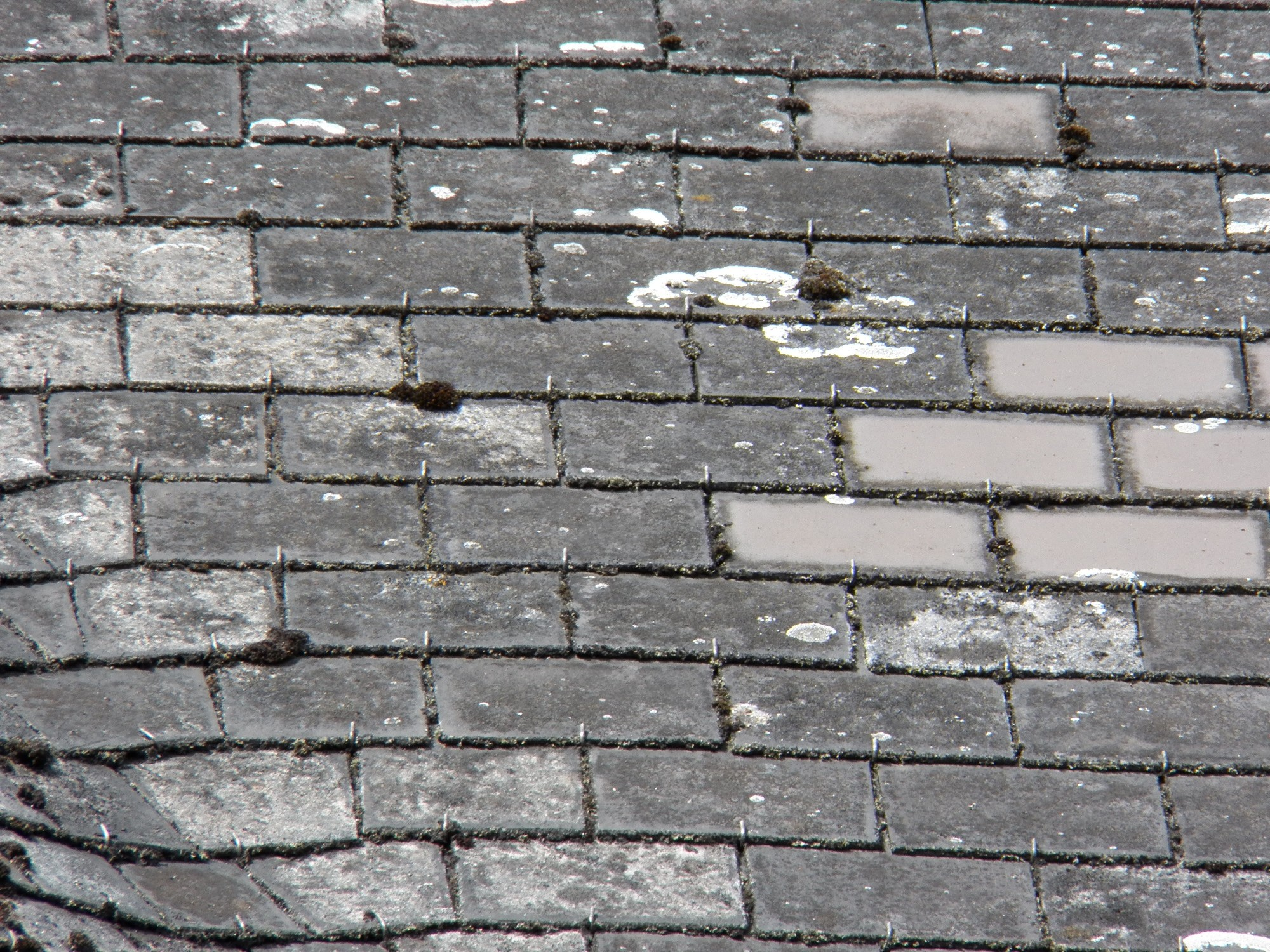 how to tell if roof tiles are asbestos