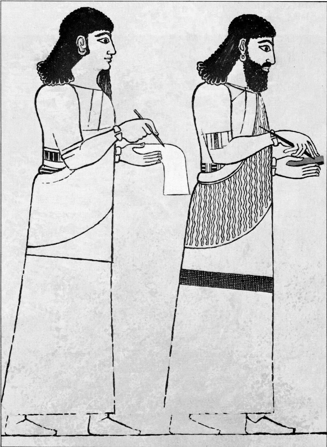 Assyrian scribes.jpg
