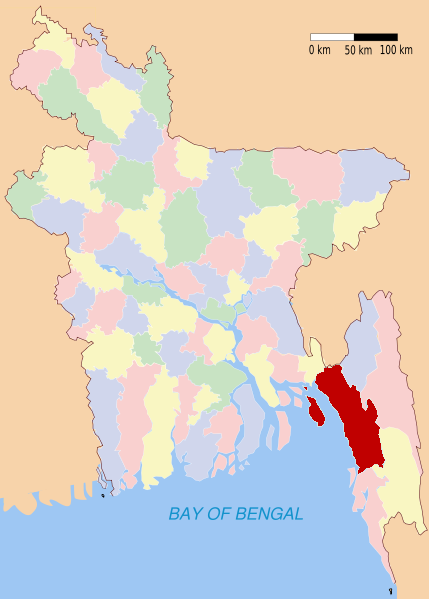চিত্র:Bangladesh Chittagong District.png