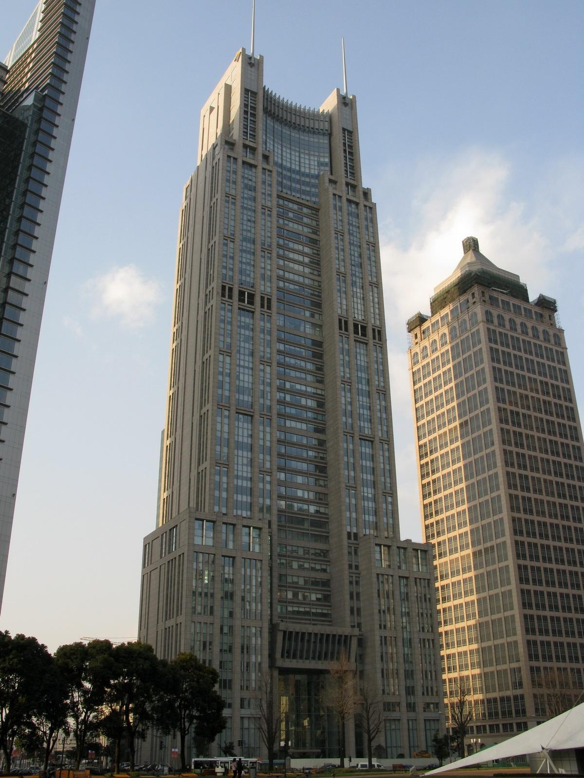 Bank Of Shanghai Headquarters Wikipedia