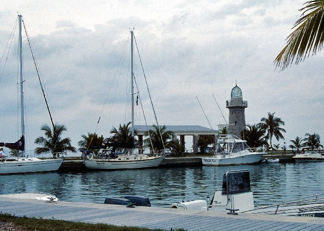 Boca Chita Key Harbor, Biscayne National Park, Florida без смс